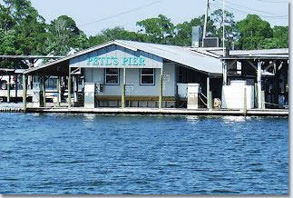 Pete's Pier Crystal River Florida
